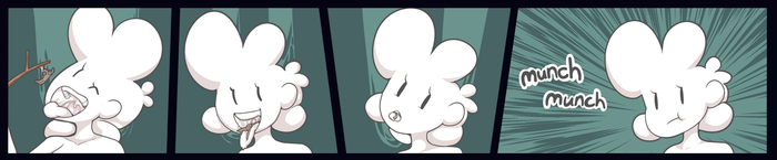 Marshmallow Girl?! page 2 by jj-psychotic