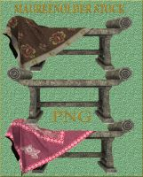 STOCK PNG benches 2 by MaureenOlder