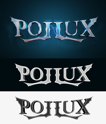 Pollux2 - Logo Design by King--Sora