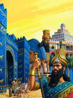 babylonian king by byzantinum
