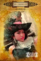 Steampunk Debut Banner 2 by Click-Art