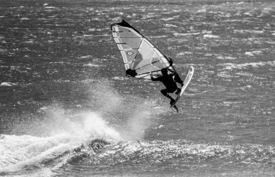 Windsurfer by pungen