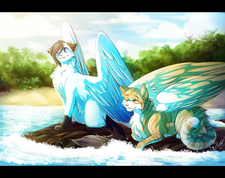 Perfect Day by RiverSpirit456