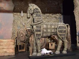 trojan horse 1 by Theatricalarts