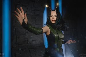 Mantis cosplay 4 (Guardians of the Galaxy vol.2) by niamash