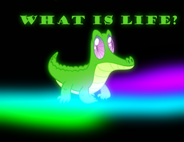 What Is Life? by SaraoooFluttershy