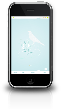 GAIA08 - iPhone Theme by novoo
