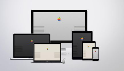 Retro Apple Wallpapers by JasonZigrino