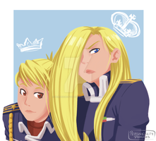 Queens by Perfectlykawaii93