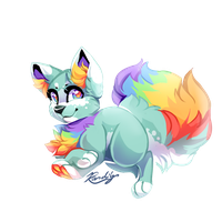 Love is Love! Adopt Auction CLOSED by TacoNoobGamer