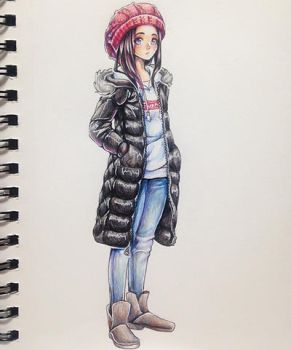 Kpop coat by HanaPiana