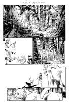 God Squad Sneak Page by urban-barbarian