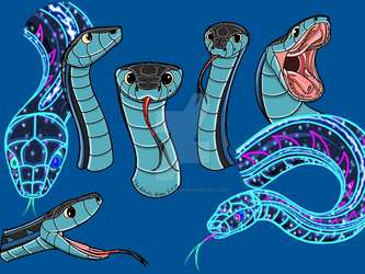 Snakes - favourites by Mary-Hurricane on DeviantArt