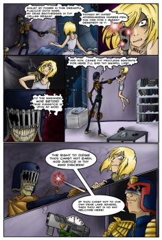 Death, Dredd and the Maiden -2 by kyetxian