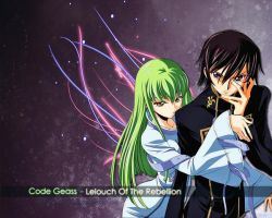 Lelouch And C.C. by klauchas