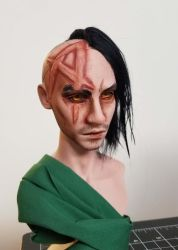 Abomination Face-up by Kaxen6
