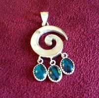 Treasures Along the Way: Version 2 by KenJewelry