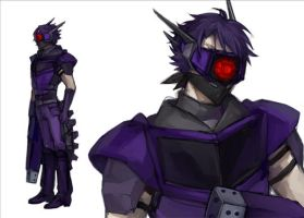 shockwave(humanoid) by abai00