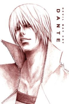 Dante: What you looking at? by MKage