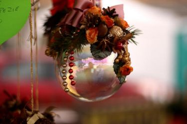 Ball of Christmas by MikApache