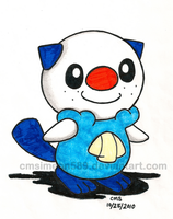 Just An Oshawott by cmdixon589