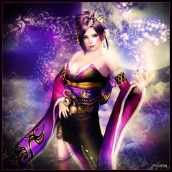 Mystical Moonlight Noh 01 by mylochka