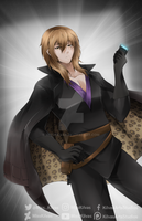 Mystic Messenger: Vanderwood (with video!) by MissKilvas