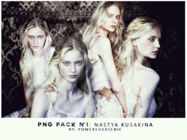 Png Pack 1 Nastya Kusakina by PowderedArsenic