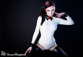White Latex Body by SusanWayland