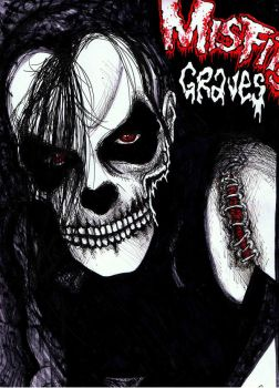 Michale Graves - Misfits by maga-a7x
