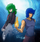 Brotherly Different by AranelFealoss