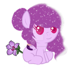 glittering rose Foal by theliondemon-kaimra