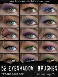 GIMP Eyeshadow Brushes by Project-GimpBC