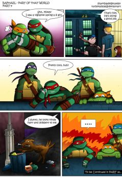 Raphael - Part of That World PART 9 by TurboTails06