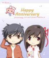 Happy Anniversary by Ichijouji