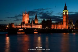 Big Ben by too-much4you
