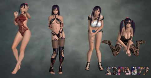 Misao Outfits Made Sofar by SSPD077 by SSPD077