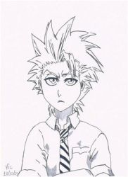 Hitsugaya Toushirou by VShadow by Bleach-Squad-10-Club