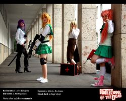 HotD Cosplay 2 by Evil-Siren