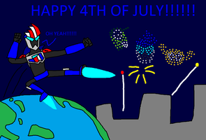Gamebotz:4th Of July by alex20191