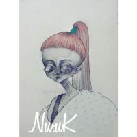 ARTNuuk Drawing by ARTNuuK