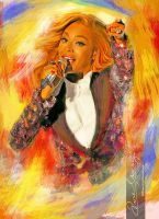 Live the music - Beyonce 7 by artistamroashry