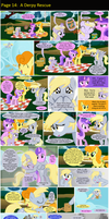 Dr. Whooves Elder: Page 14 by ShwiggityShwah