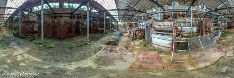 The old mill 16k 360 pano by Vitaloverdose