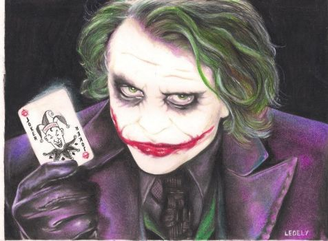 Joker2 by LeoEly