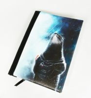 'The beginning for ferret' Notebook by Katlinegrey