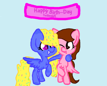 Happy Birth-Day :D! by Oak-Storm