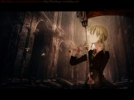 Maka's Life - Soul Eater by nym-corleone