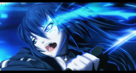 Black Rock Shooter by NuclearAgent