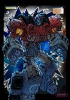 Transformers Wrath Of The Ages 5 - p22 - ITA by M3Gr1ml0ck